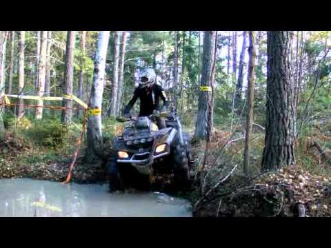 ATV River Crossing
