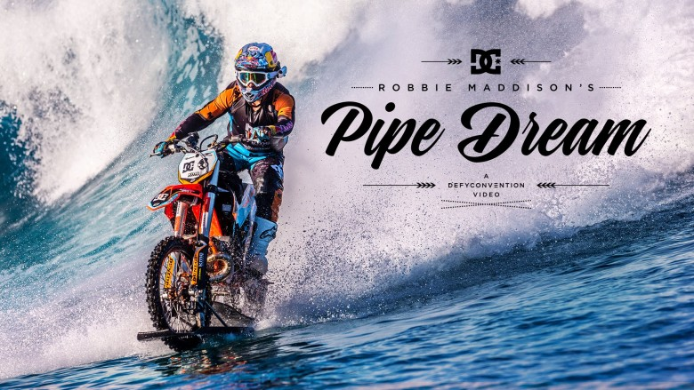 DC SHOES: ROBBIE MADDISON
